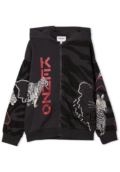 Sweatshirt with print KENZO KIDS | K25128065