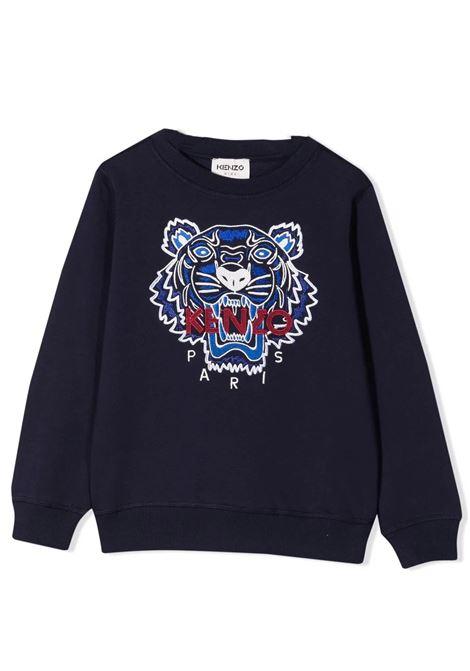 Baby sweatshirt with embroidery KENZO KIDS | K25150T868