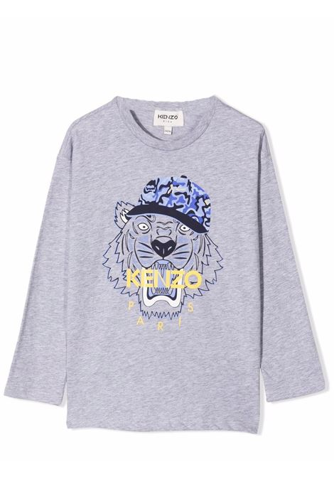 Baby T-shirt with print KENZO KIDS | K25173A41