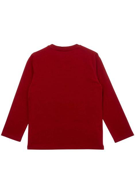 T-shirt con stampa KENZO KIDS | K2517796D
