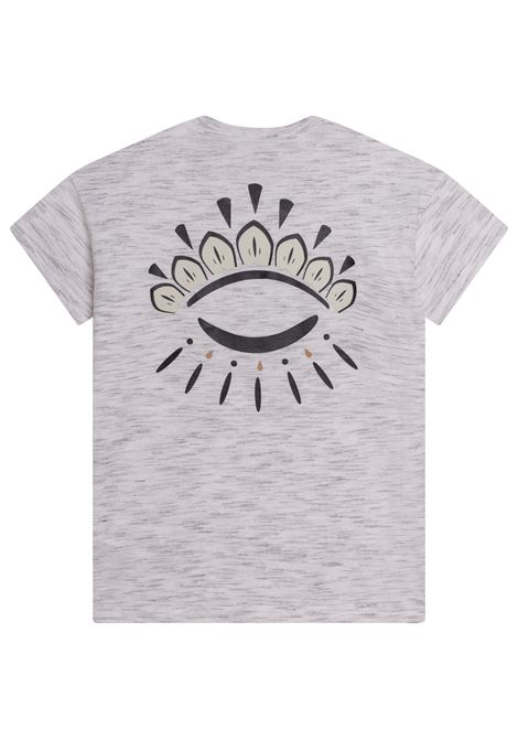 Crewneck T-shirt with print KENZO KIDS | K25180152