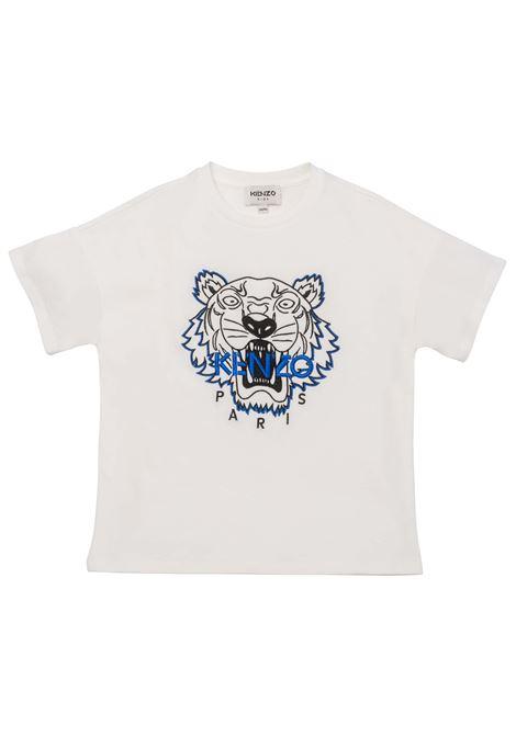 T-shirt con stampa KENZO KIDS | K25188T152