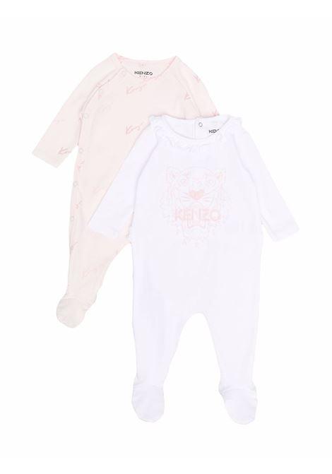 Two-tone jumpsuit KENZO KIDS | K90026454