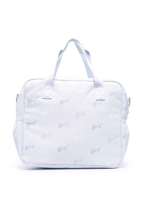 Changing bag with print KENZO KIDS | K90029777