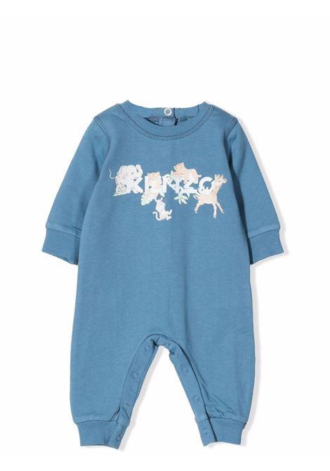 Animal print jumpsuit KENZO KIDS | K94020822