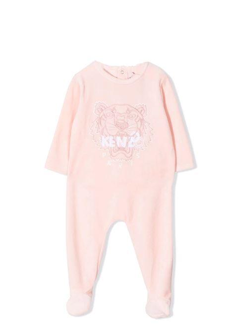Newborn onesie with logo KENZO KIDS | K97006471