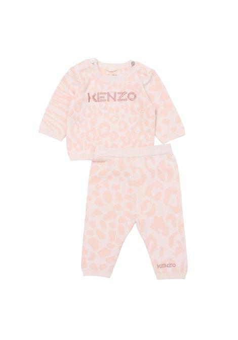 Sports suit with logo KENZO KIDS | K98013454