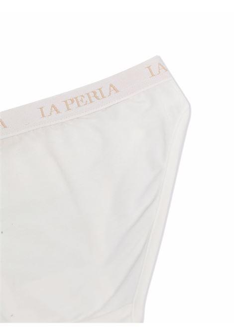 Slip con bordo di pizzo LA PERLA KIDS | 55787K0