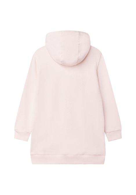Hooded dress LANVIN KIDS | N12024T45W