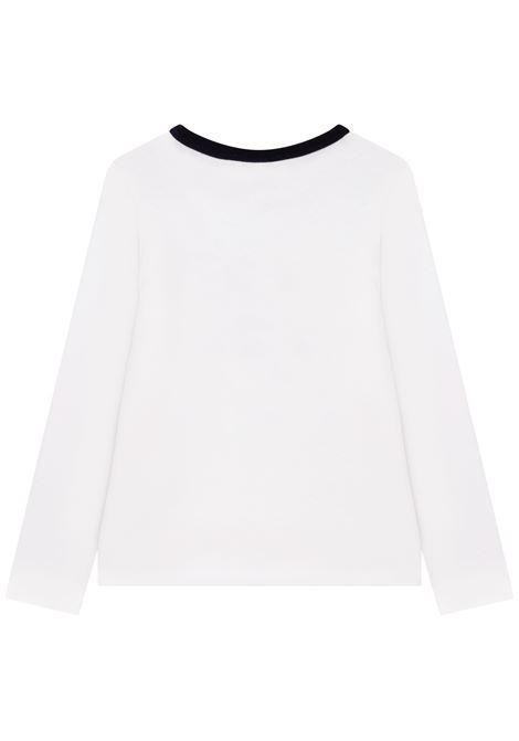 T-shirt con stampa LANVIN KIDS   N15033T117