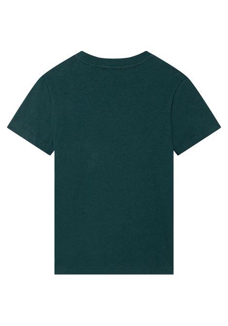 T-shirt with print LANVIN KIDS   N25041666