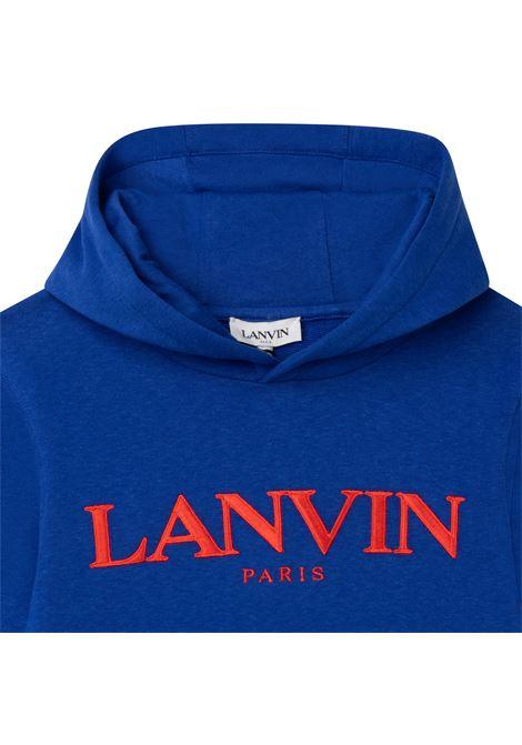Hoodie LANVIN KIDS | N25048865
