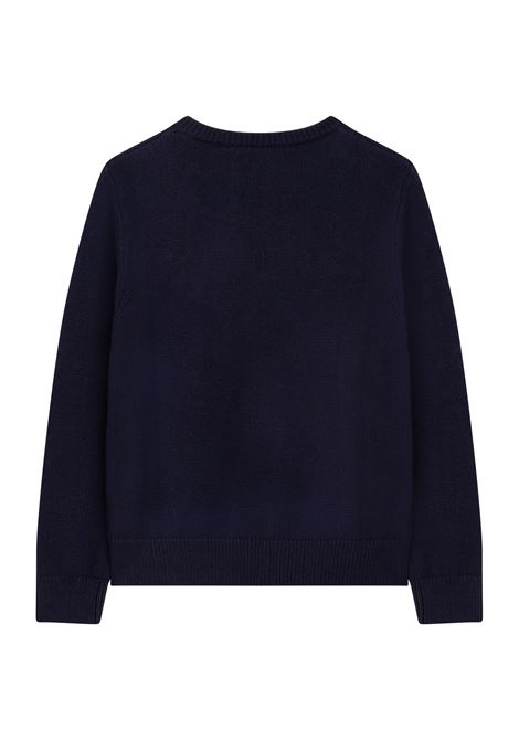 Logo sweater LANVIN KIDS | N25054859