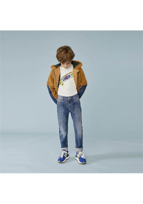 Hooded jacket LANVIN KIDS   N25055300