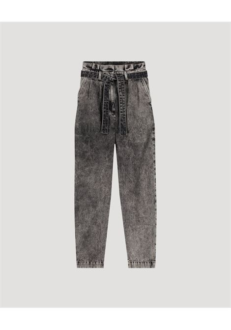 Pantaloni vita alta LES COYOTES DE PARIS | CELIA907
