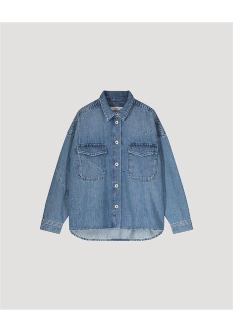 Camicia jeans LES COYOTES DE PARIS | ELINE468