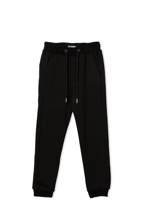 Tapered sports trousers LES HOMMES | KLJ101771U9000