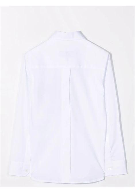 Camicia con taschino LES HOMMES | KLS506464LT1000