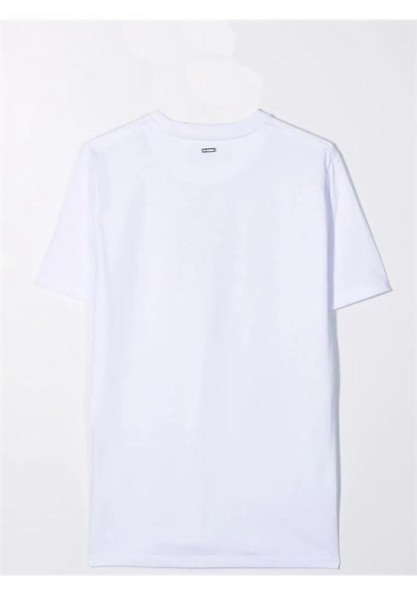 T-shirt with print LES HOMMES | KLT205739PT1000