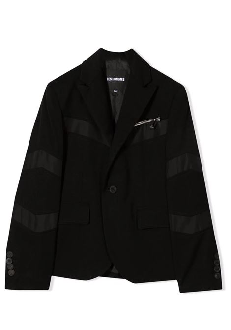 Blazer with inserts LES HOMMES | KLW301324L9000