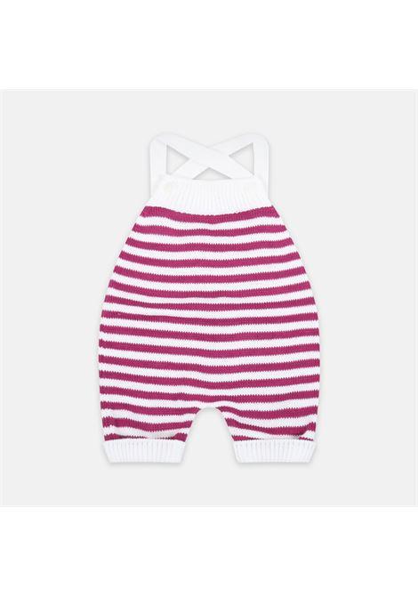 Striped onesie LITTLE BEAR | 300406