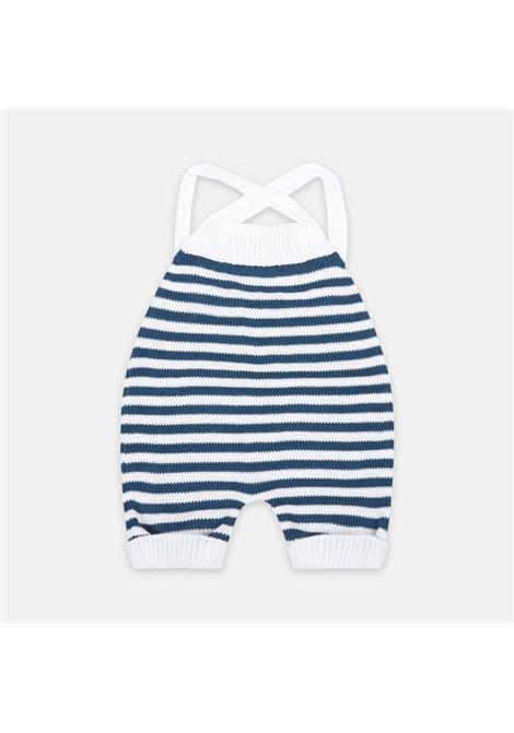 Striped onesie LITTLE BEAR | 300407