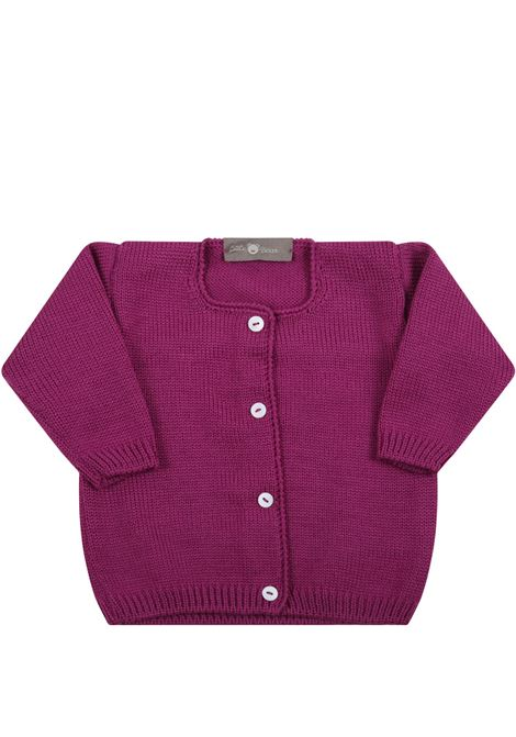 Cardigan with buttons LITTLE BEAR | 300509