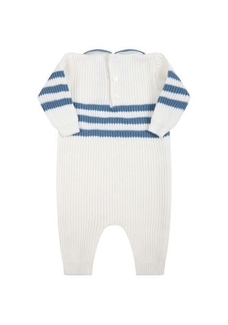 Striped onesie LITTLE BEAR | 313807
