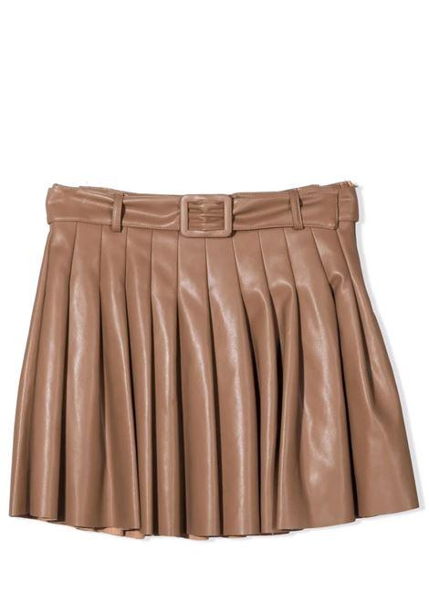Pleated skirt Lù-Lù BY MISS GRANT | LL0455T02