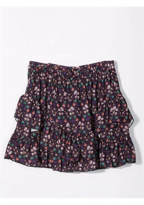 Floral skirt Lù-Lù BY MISS GRANT | LL0463T06