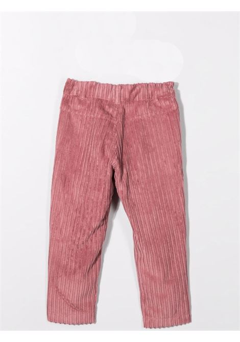 Straight ribbed trousers Lù-Lù BY MISS GRANT | LL053407