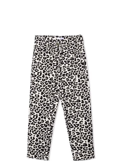Sports trousers with print Lù-Lù BY MISS GRANT | LL0610T03