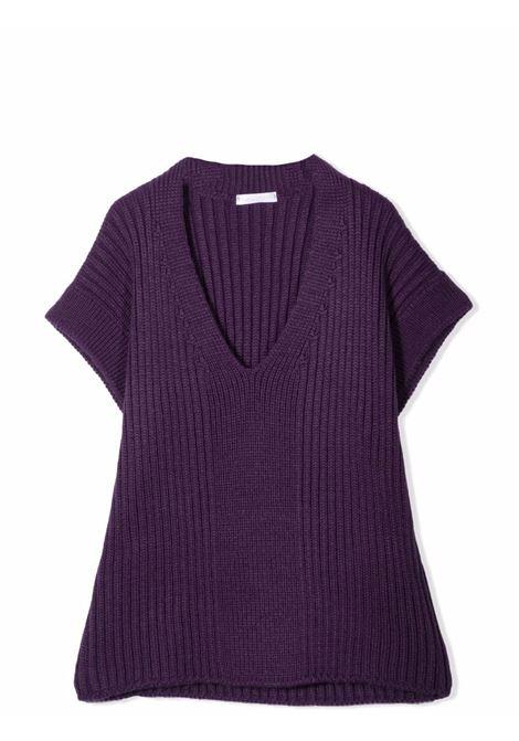 V-neck vest Lù-Lù BY MISS GRANT | LL0636T04
