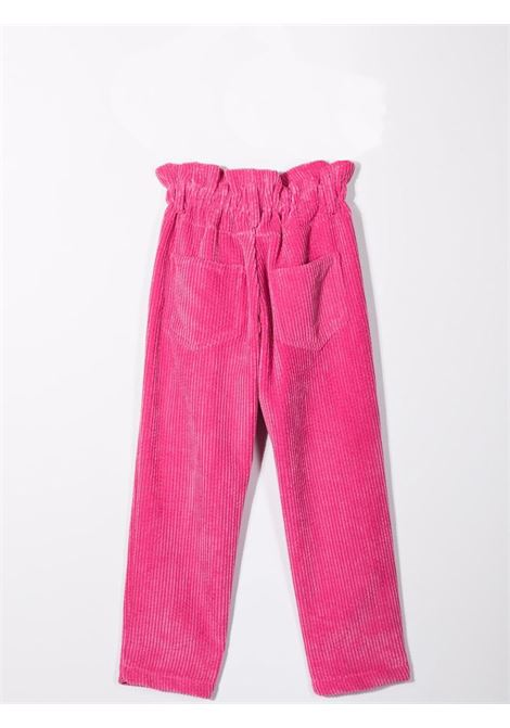 High-waisted ribbed trousers Lù-Lù BY MISS GRANT | LL076202
