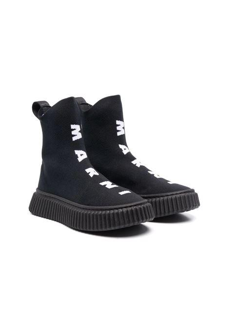 Sneakers senza lacci MARNI KIDS | 690161