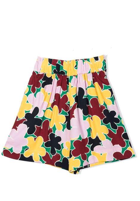Shorts a fiori MARNI KIDS | M00185 M00JD0M523