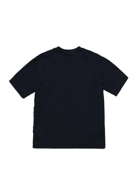 T-shirt con stampa MARNI KIDS | M00284 M00KH0M803