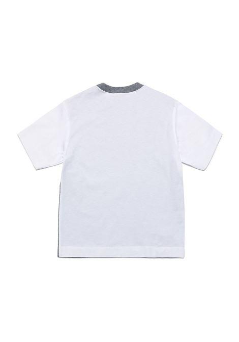 T-shirt con stampa MARNI KIDS | M00285 M00KP0M904