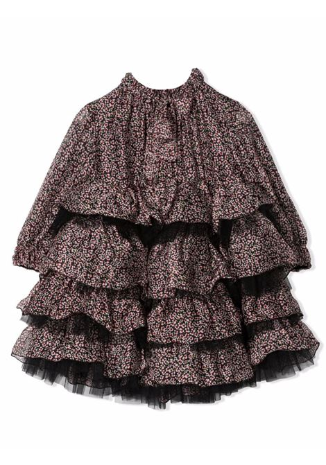 Floral dress MIMISOL | MFAB366 TS0524MLT