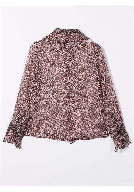Floral blouse MIMISOL | MFCA034 TS0524MLT