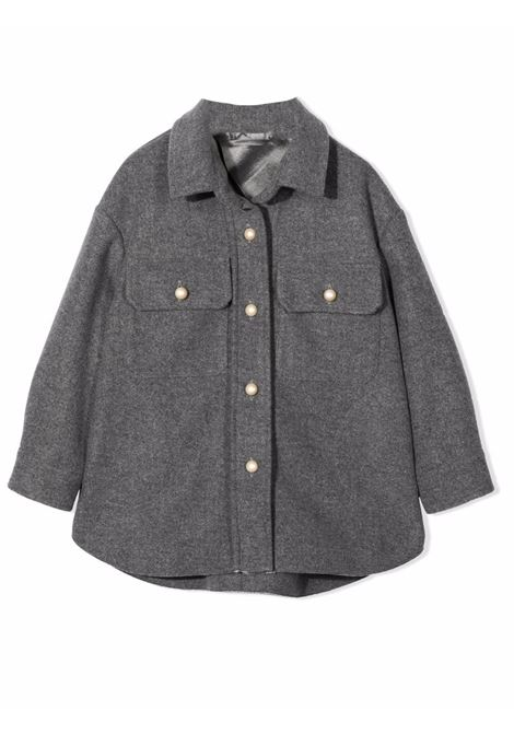 Giacca monopetto MIMISOL | MFGC029 TS0542GRY