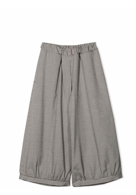 Wide leg trousers MIMISOL | MFPA076 TS023GRY