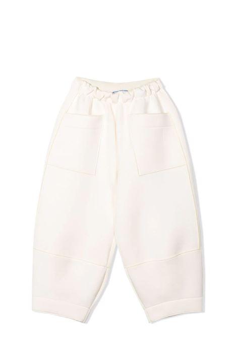 Comfortable cut trousers MIMISOL | MFPA078 S0531CRM