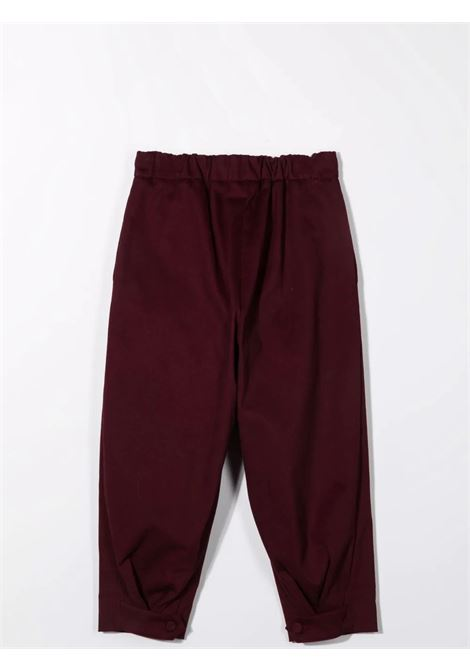 Straight pants MIMISOL | MFPA089 TS0489TBRD