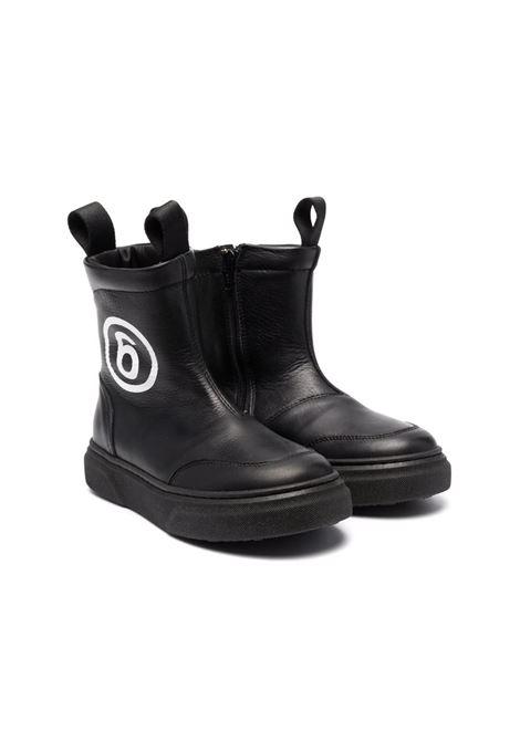 Boots with print MM6 KIDS MAISON MARGIELA | 689741