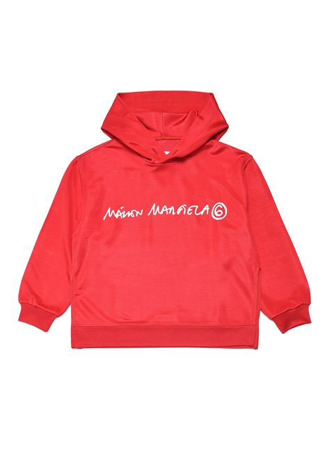 Sweatshirt with print MM6 KIDS MAISON MARGIELA | M60011 MM005M6400