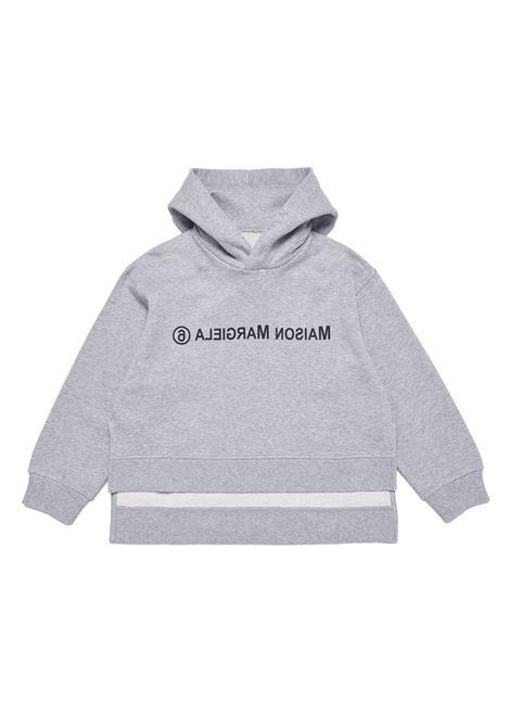 Sweatshirt with print MM6 KIDS MAISON MARGIELA | M60019 MM023M6910