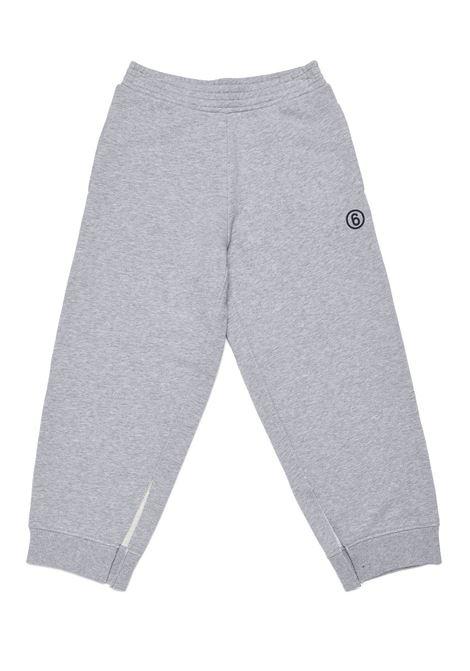Sports trousers with print MM6 KIDS MAISON MARGIELA | M60021 MM023TM6910