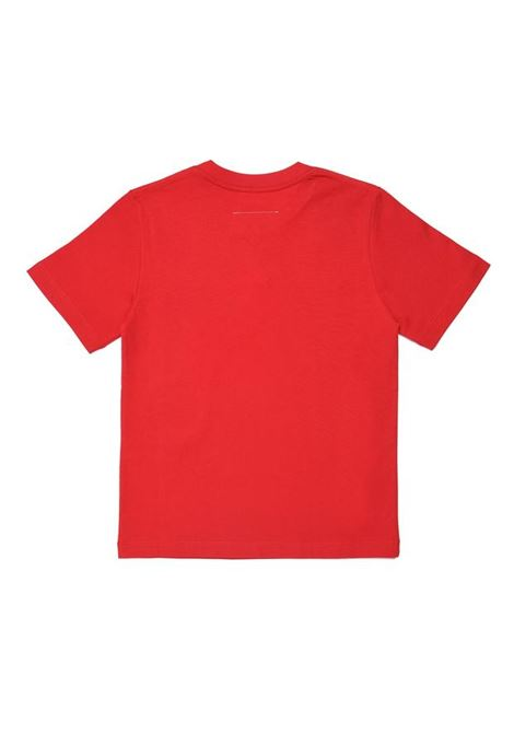 T-shirt with print MM6 KIDS MAISON MARGIELA | M60031 MM009M6400
