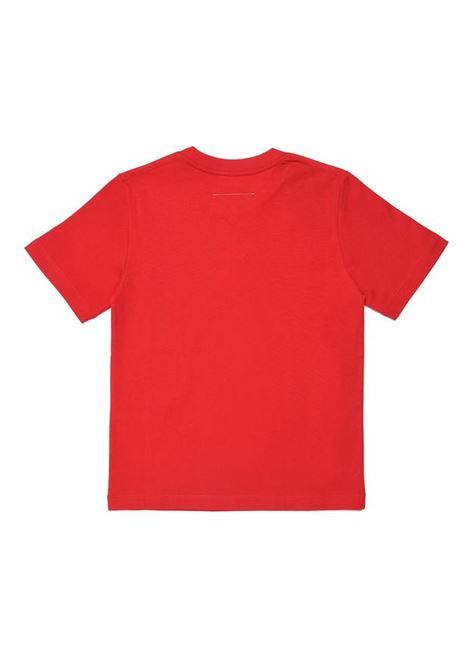 T-shirt with print MM6 KIDS MAISON MARGIELA | M60031 MM009TM6400